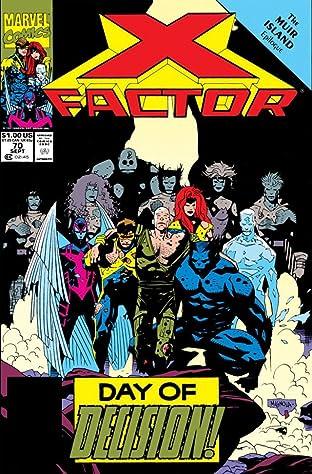 X-Factor (1986-1998) #70