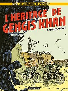 Les Archéologues de l'interdit Vol. 2: L'héritage de Gengis Khan