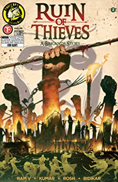 Ruin of Thieves: A Brigands Story #2