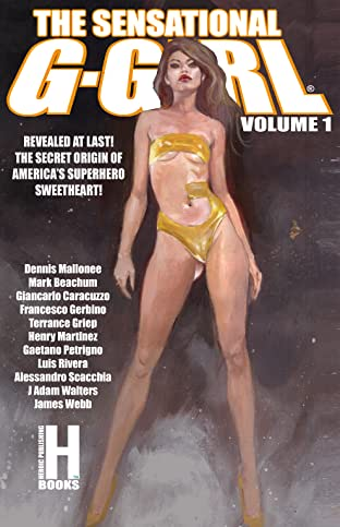 The Sensational G-Girl Vol. 1