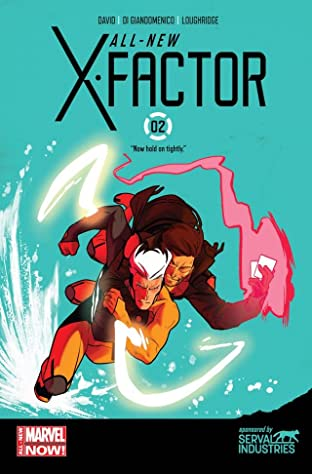 All-New X-Factor (2014-2015) No.2