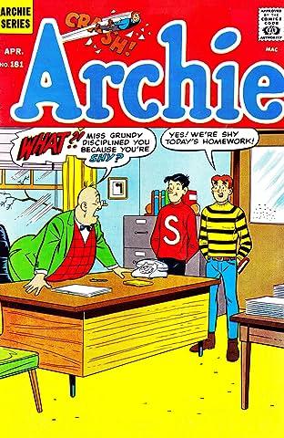 Archie #181
