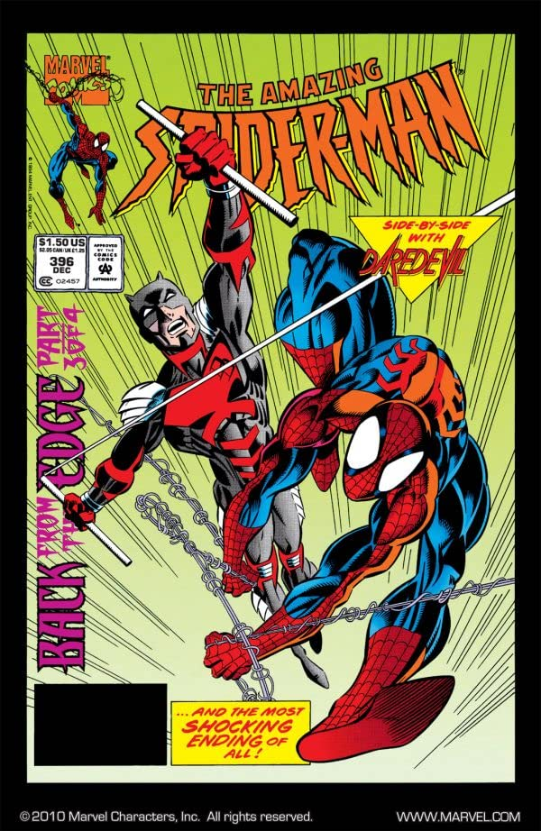 Amazing Spider-Man (1963-1998) #396