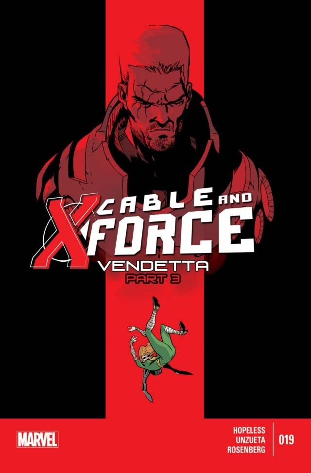 Cable and X-Force #19