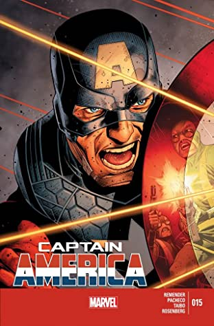 Captain America (2012-2014) No.15