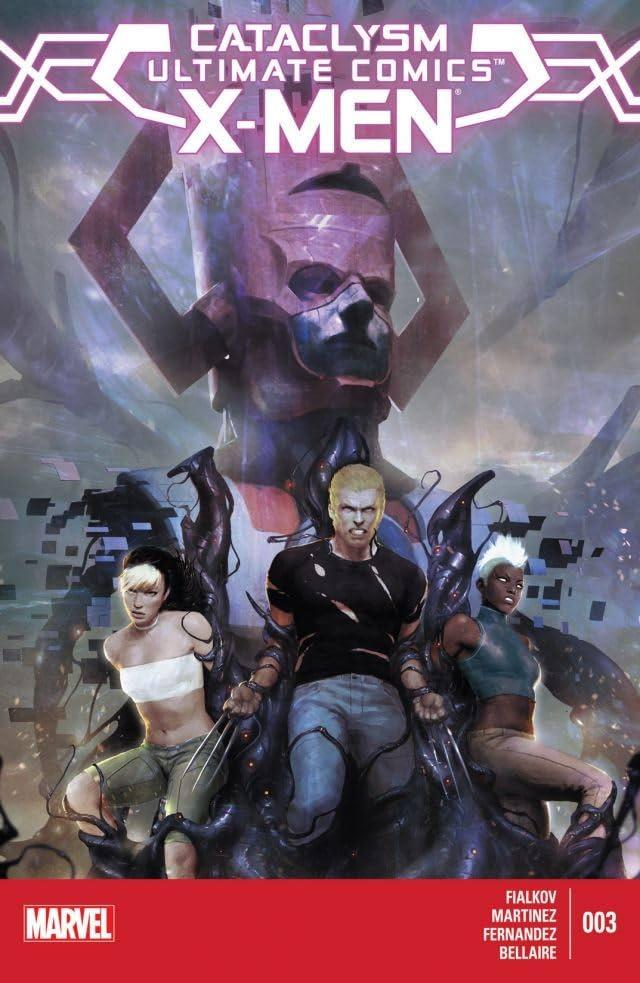 Cataclysm: Ultimate Comics X-Men #3