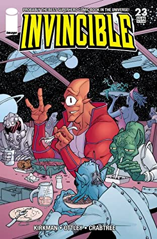 Invincible No.23