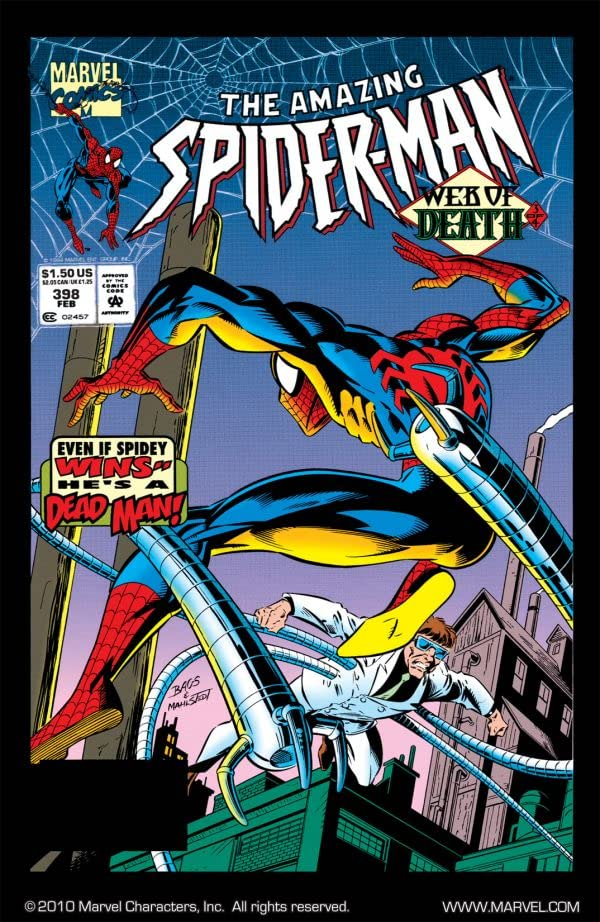 Amazing Spider-Man (1963-1998) #398