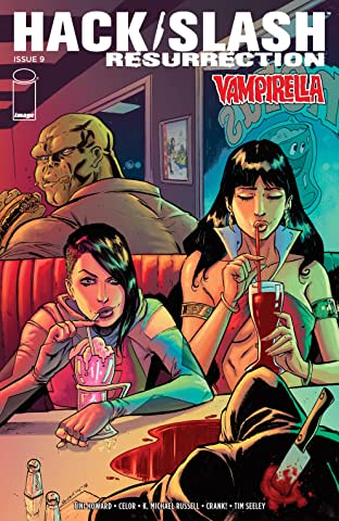 Hack/Slash: Resurrection #9