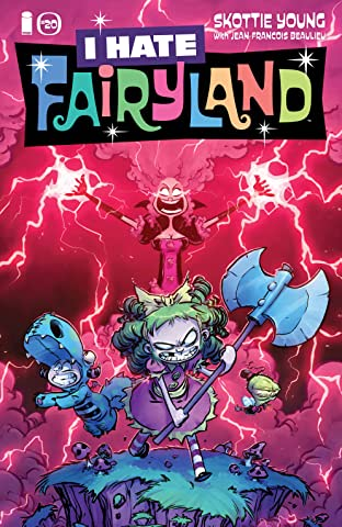 I Hate Fairyland #20