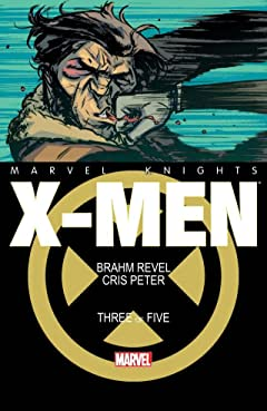 Marvel Knights: X-Men (2013-) #3 (of 5)