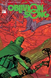 Oblivion Song by Kirkman & De Felici No.5