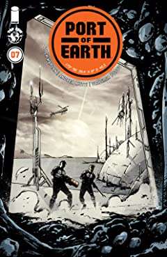 Port of Earth #7