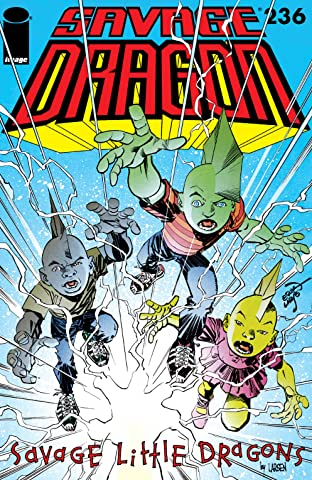 Savage Dragon No.236