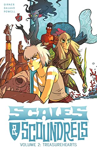 Scales & Scoundrels Tome 2: Treasurehearts