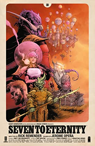 Seven To Eternity No.10