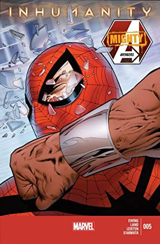 Mighty Avengers (2013-) #5