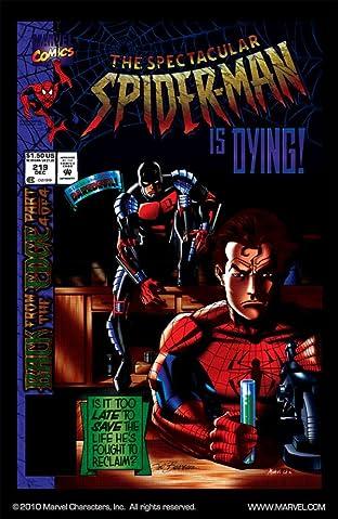 Peter Parker, The Spectacular Spider-Man (1976-1998) #219