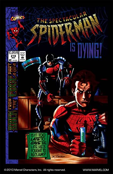 Peter Parker, The Spectacular Spider-Man (1976-1998) #219
