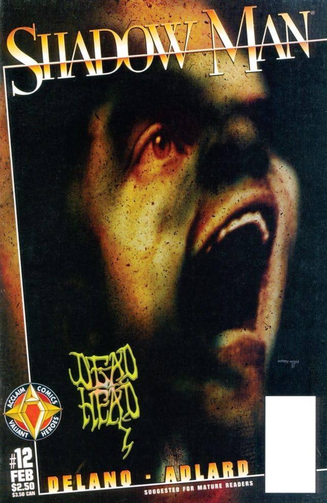 Shadowman (1997-1998) #12
