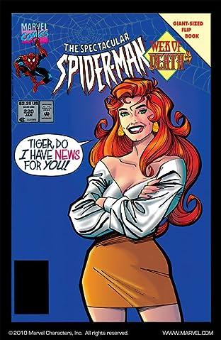 Peter Parker, The Spectacular Spider-Man (1976-1998) #220