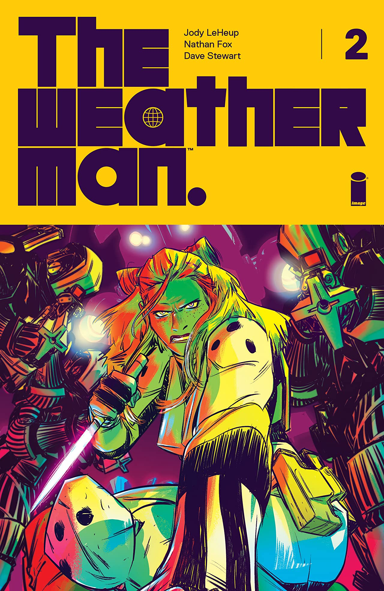 The Weatherman #2