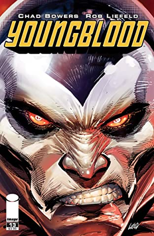 Youngblood (2017-) #13