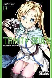 Trinity Seven Vol. 13: The Seven Magicians