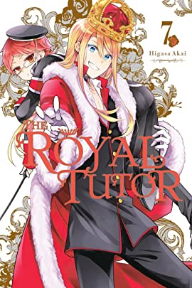 The Royal Tutor Vol. 7