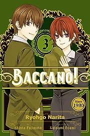 Baccano! Vol. 3