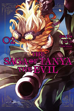 The Saga of Tanya the Evil Vol. 2