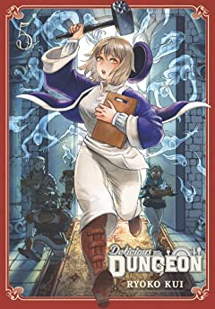 Delicious in Dungeon Tome 5