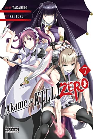 Akame ga KILL! ZERO Tome 7