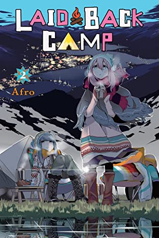 Laid-Back Camp Tome 2
