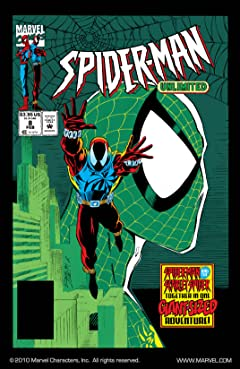 Spider-Man Unlimited (1993-1998) #8