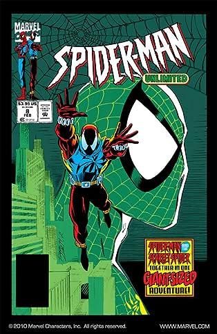 Spider-Man Unlimited (1993) #8