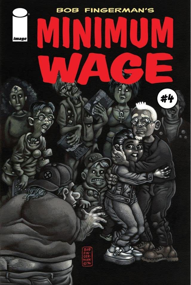 Minimum Wage (1995-1999) #4