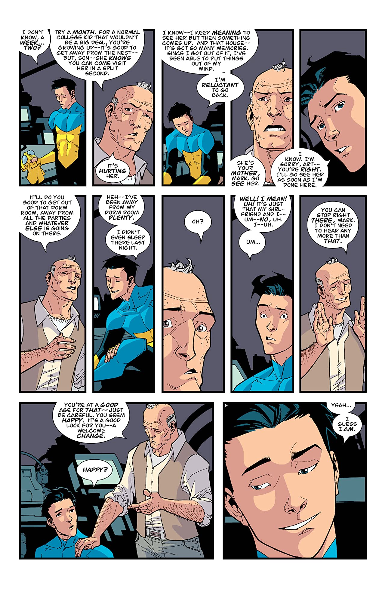 Invincible No.24