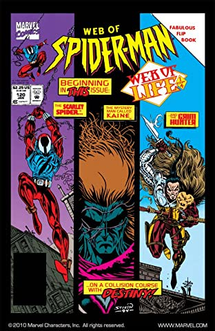 Web of Spider-Man (1985-1995) #120
