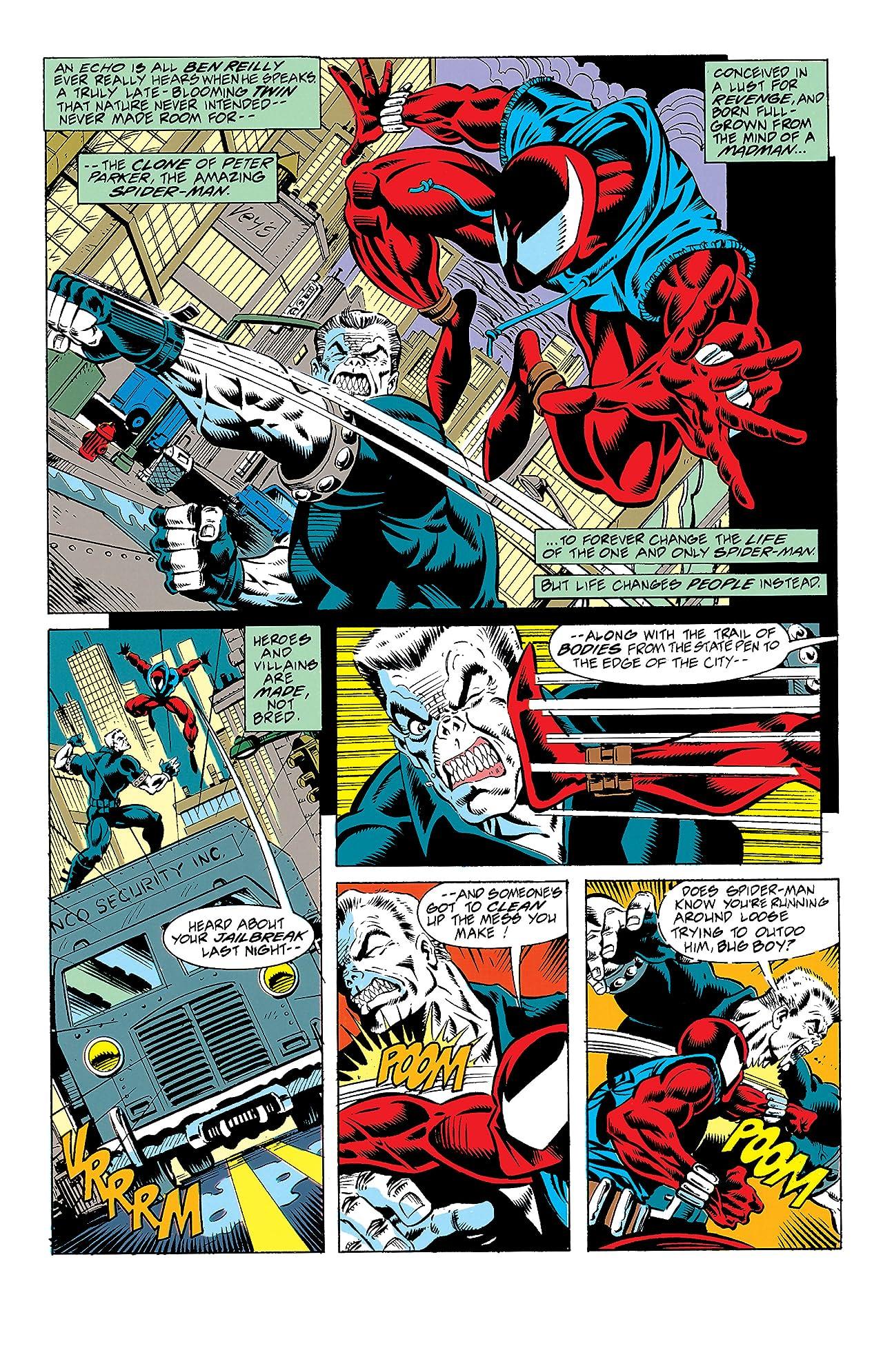 Web of Spider-Man (1985-1995) #120