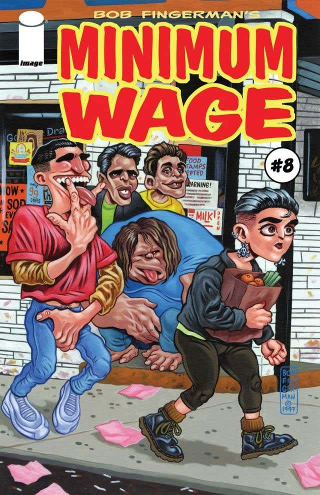 Minimum Wage (1995-1999) #8