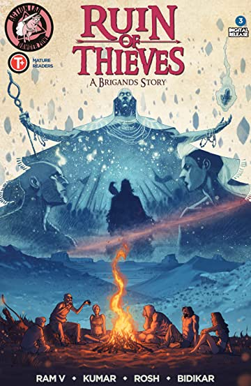 Ruin of Thieves: A Brigands Story #3