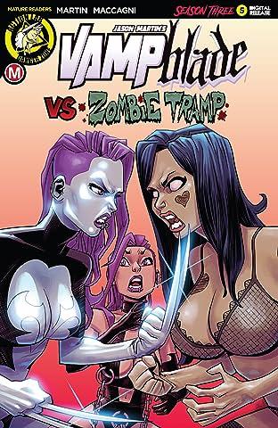 Vampblade Season 3 #5