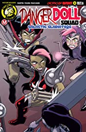 Danger Doll Squad: Galactic Gladiators #4