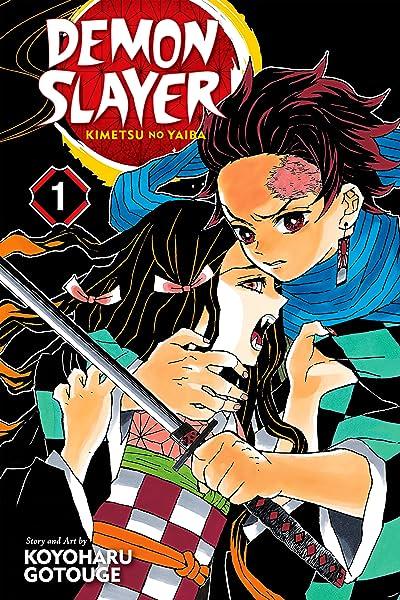 Demon Slayer: Kimetsu no Yaiba Vol. 1