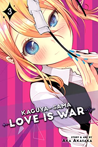 Kaguya-sama: Love Is War Vol. 3