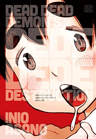 Dead Dead Demon's Dededede Destruction Tome 2