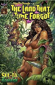 Land That Time Forgot Savage See-Ta #2