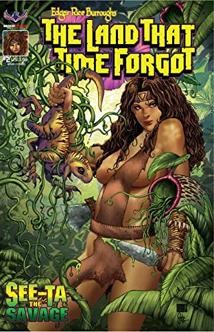 Land That Time Forgot Savage See-Ta No.2
