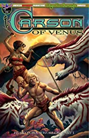 Fear on Four Worlds #1: Carson of Venus
